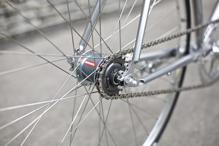 Freddie Grubb Releases The Fleet DB Silver Edition Road Bike-10