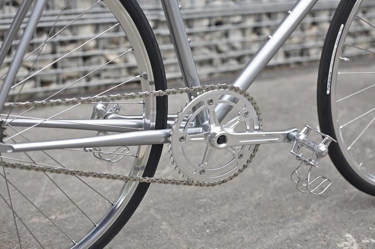 Freddie Grubb Releases The Fleet DB Silver Edition Road Bike-9