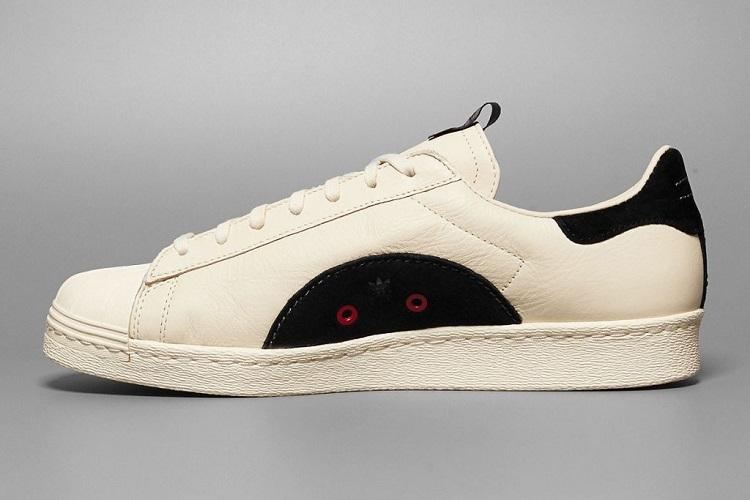 Kasina x adidas Originals Superstar 80's-2
