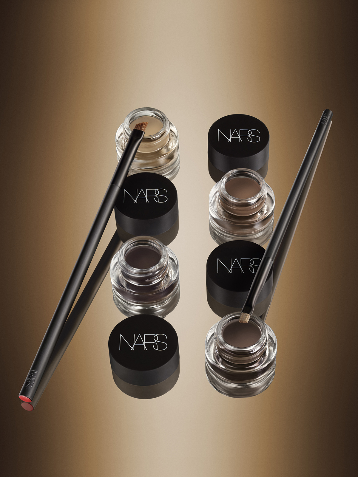 NARS Audacious Collection Stylized Brow Cream