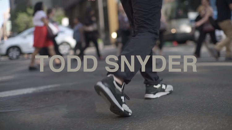 new style a7786 12fcf Todd Snyder x New Balance Black & Tan 998 | Sidewalk Hustle