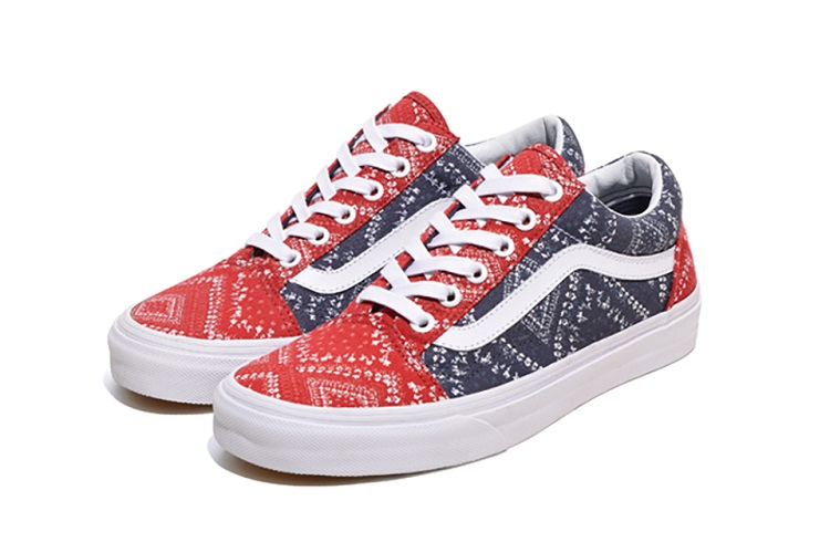 Vans Unveils Their Bandana Pack-3