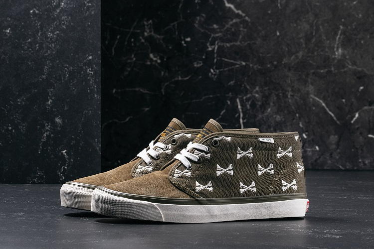 Vans Vault x WTAPS 10-Piece Collection-11