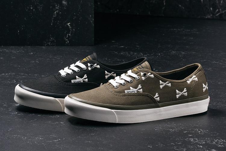 Vans Vault x WTAPS 10-Piece Collection-12