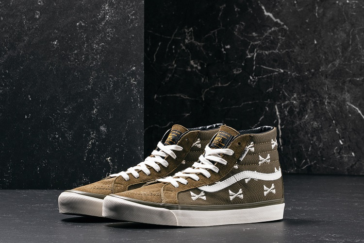 Vans Vault x WTAPS 10-Piece Collection-15