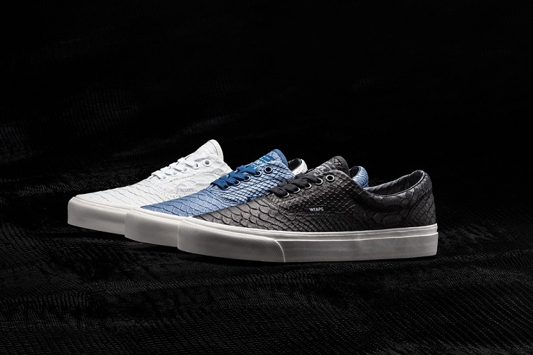 Vans Vault x WTAPS 10-Piece Collection-2
