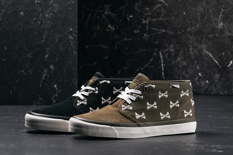 Vans Vault x WTAPS 10-Piece Collection-9