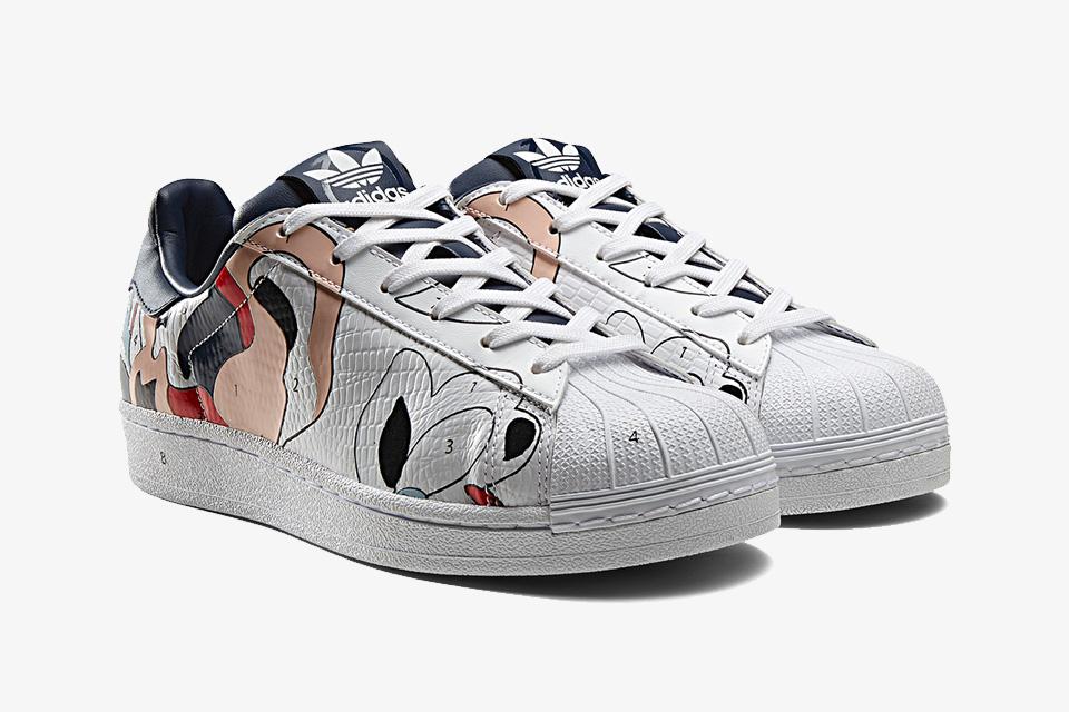 revendeur d6047 4730d Rita Ora & adidas Originals Share FW16 Collection | Sidewalk ...