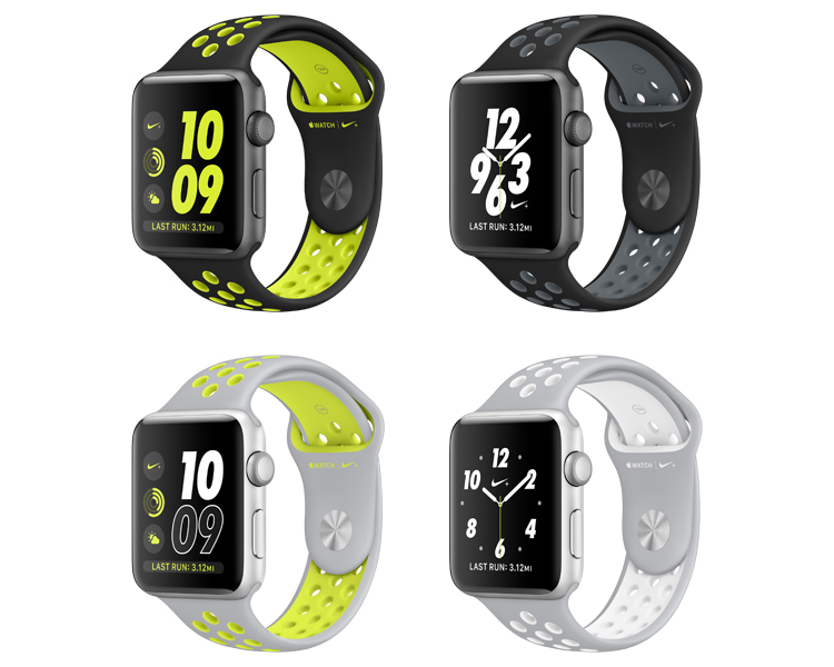 apple-watch-nike-4-colours