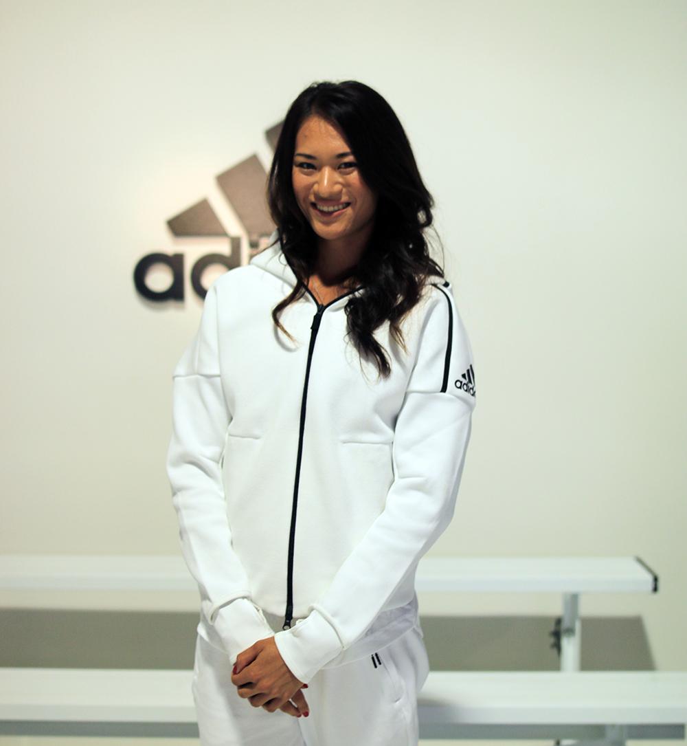 Coco Shilin adidas athletics