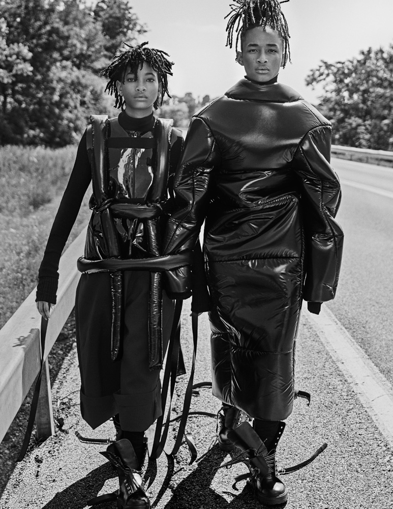 Jaden and Willow Smith for Interview Magazine 7