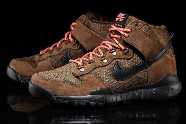 Nike SB Dunk High Boot | Sidewalk Hustle