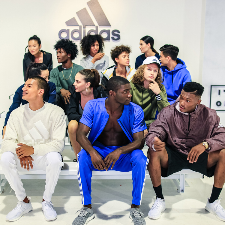 adidas Athletic Preview-Models