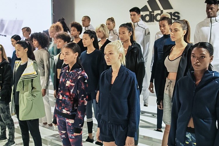 adidas Athletic Preview-Women