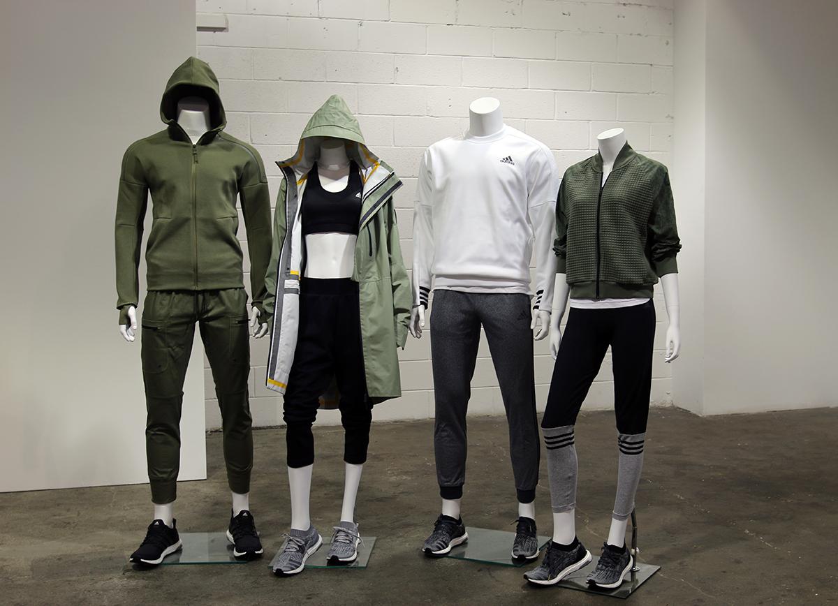 adidas Athletics Launch NYC