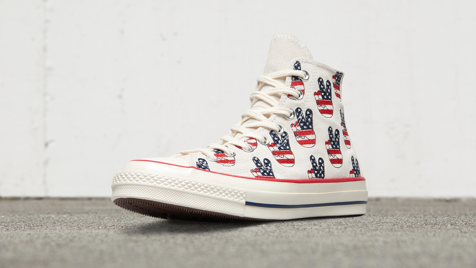 Converse Drops Chuck Taylor All Star '70 Election Day