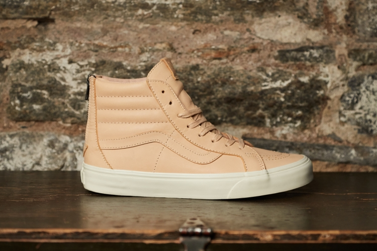 f7ba7a0f8ef59e Vans Veggie Tan Leather Collection