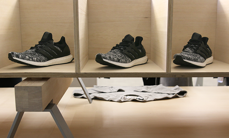 3993bbd930b Launch marked the introduction of women s apparel to Reigning Champ