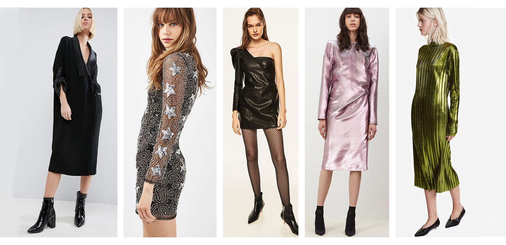 cf07e72a3095 New Year's Eve Dresses That Are Actually Cool | Sidewalk Hustle