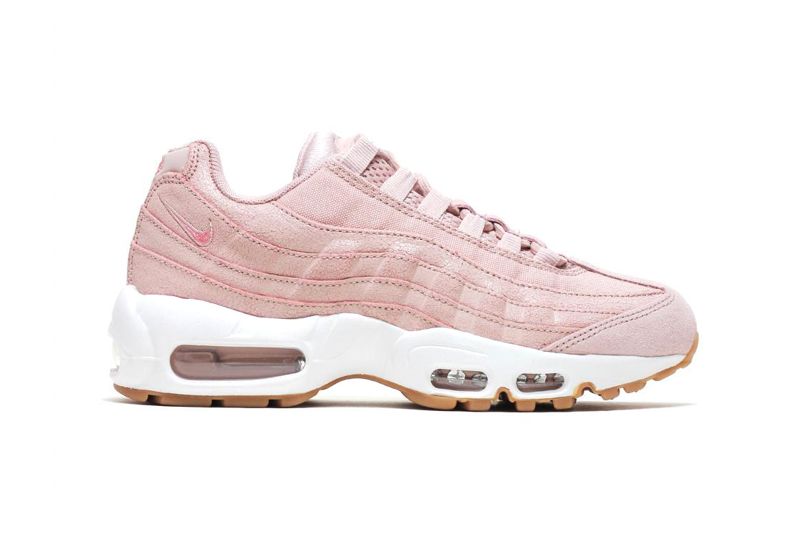 huge discount c9e19 802b7 Nike Is Releasing the Air Max 95 in Baby Blue and Pink