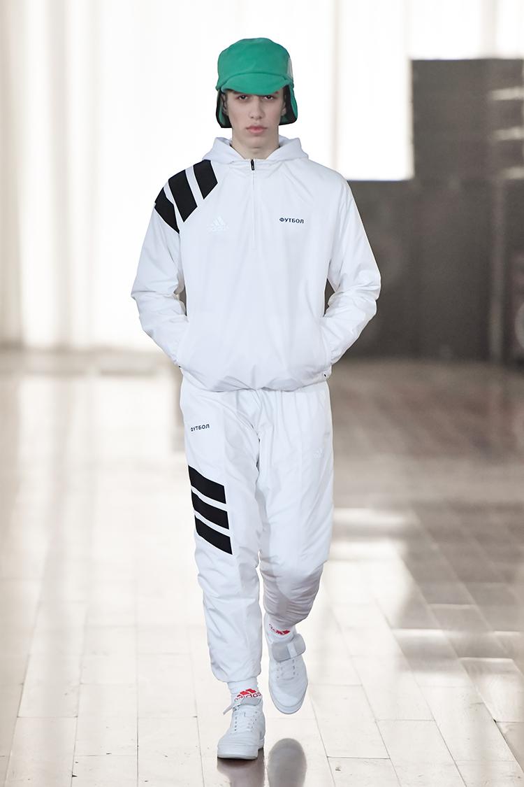 info for dc433 cc124 adidas Soccer x Gosha Rubchinskiy: Soccer Meets Fashion ...
