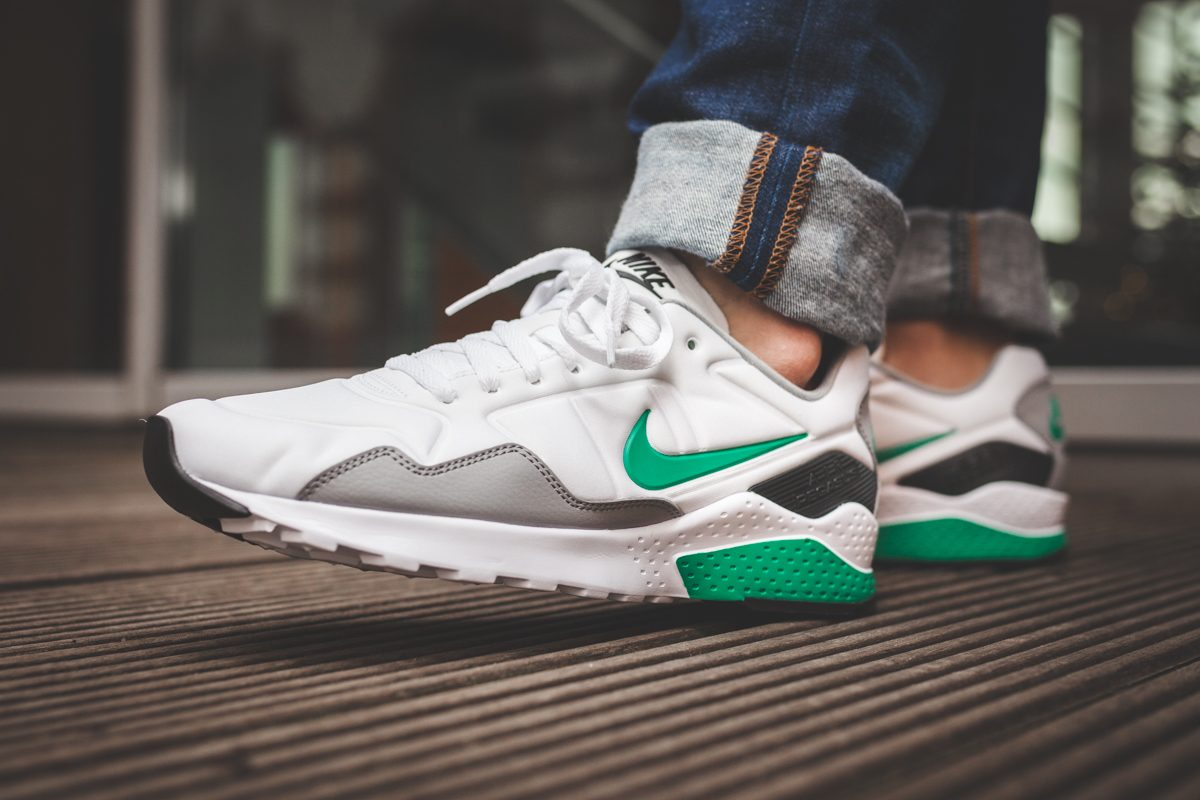 "d1a01f04b45c The Nike Air Zoom Pegasus 92 in ""Stadium Green"" is available now at select  Nike Sportswear stockists including Afew for the price of €119.95  (approximately ..."
