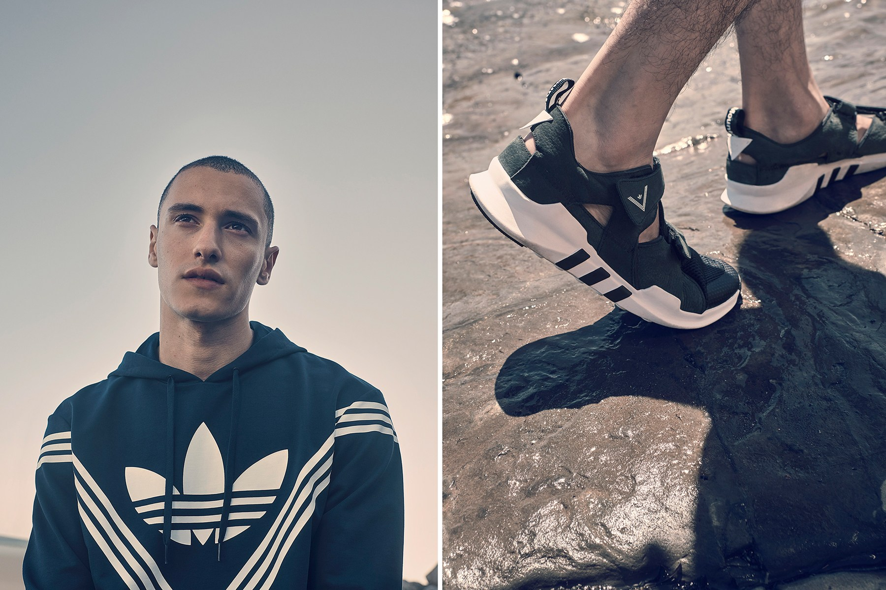 White Mountaineering & adidas Originals Debut 2017 Spring