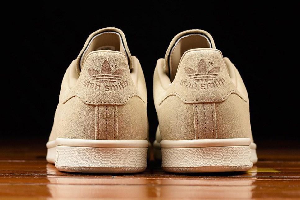adidas Originals Releases Stan Smith in Tan Suede   Sidewalk