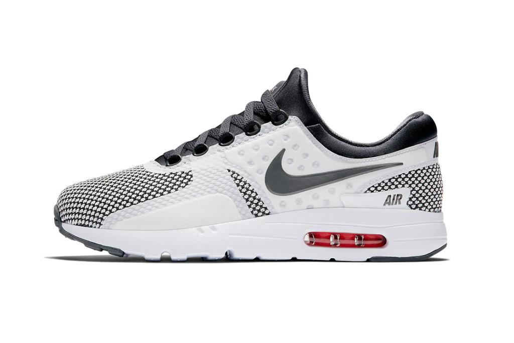 big sale e5a2e 54048 Nike Releases New Air Max Zero Colourways | Sidewalk Hustle