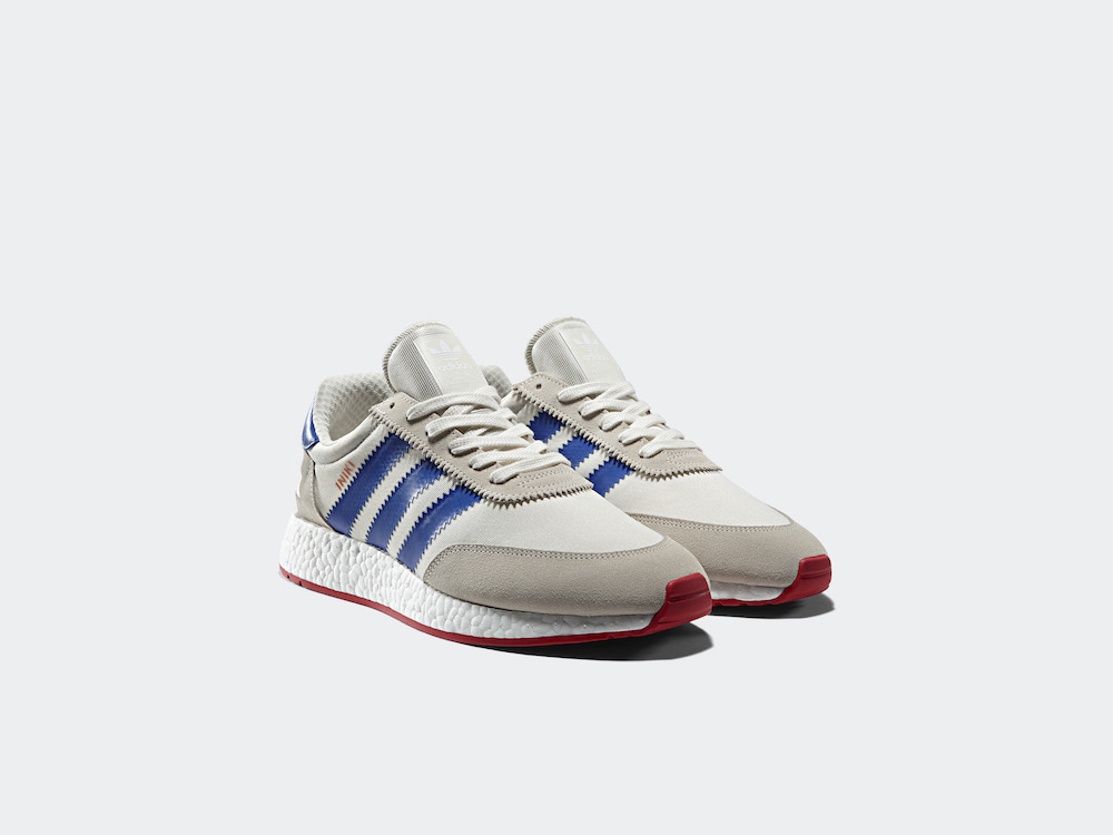 "The adidas Originals Iniki Runner ""Pride of the 70s"" will be available at  global retailers and select stockists beginning April 20."