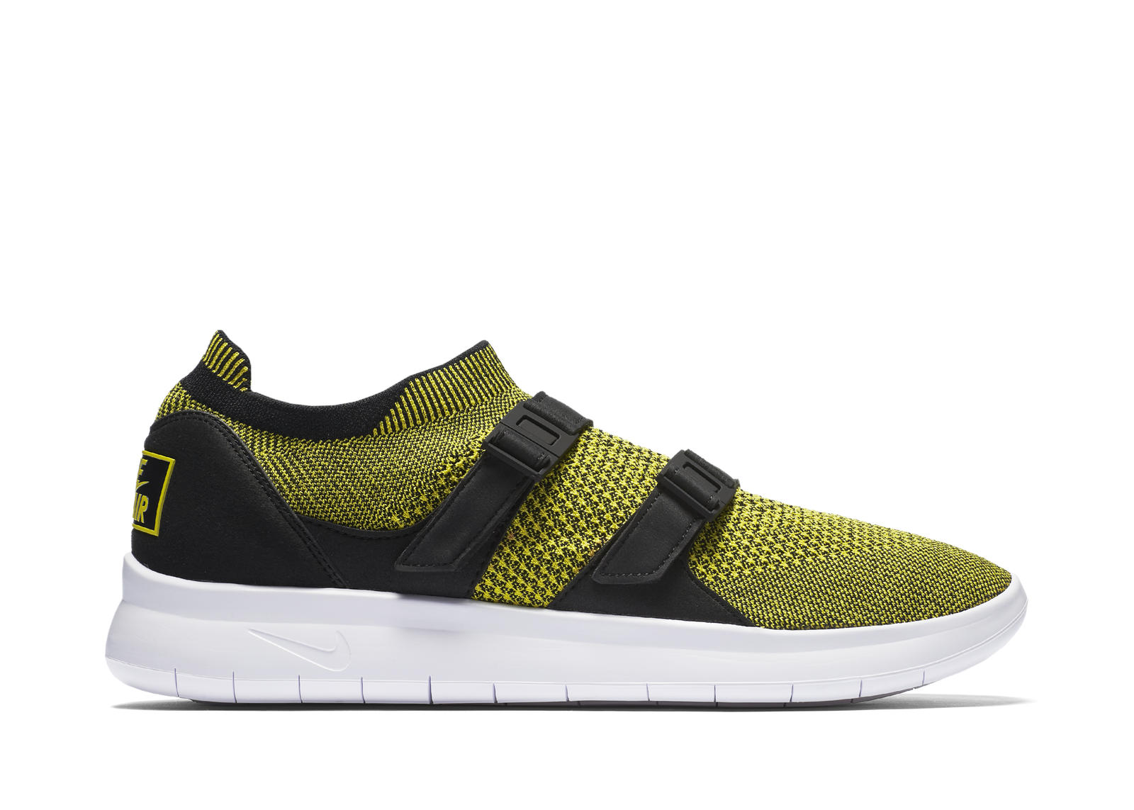 4d38a545937 The Nike Air Sock Racer Ultra Flyknit will be available from select  retailers and Nike.com beginning April 27. Check out some images below.