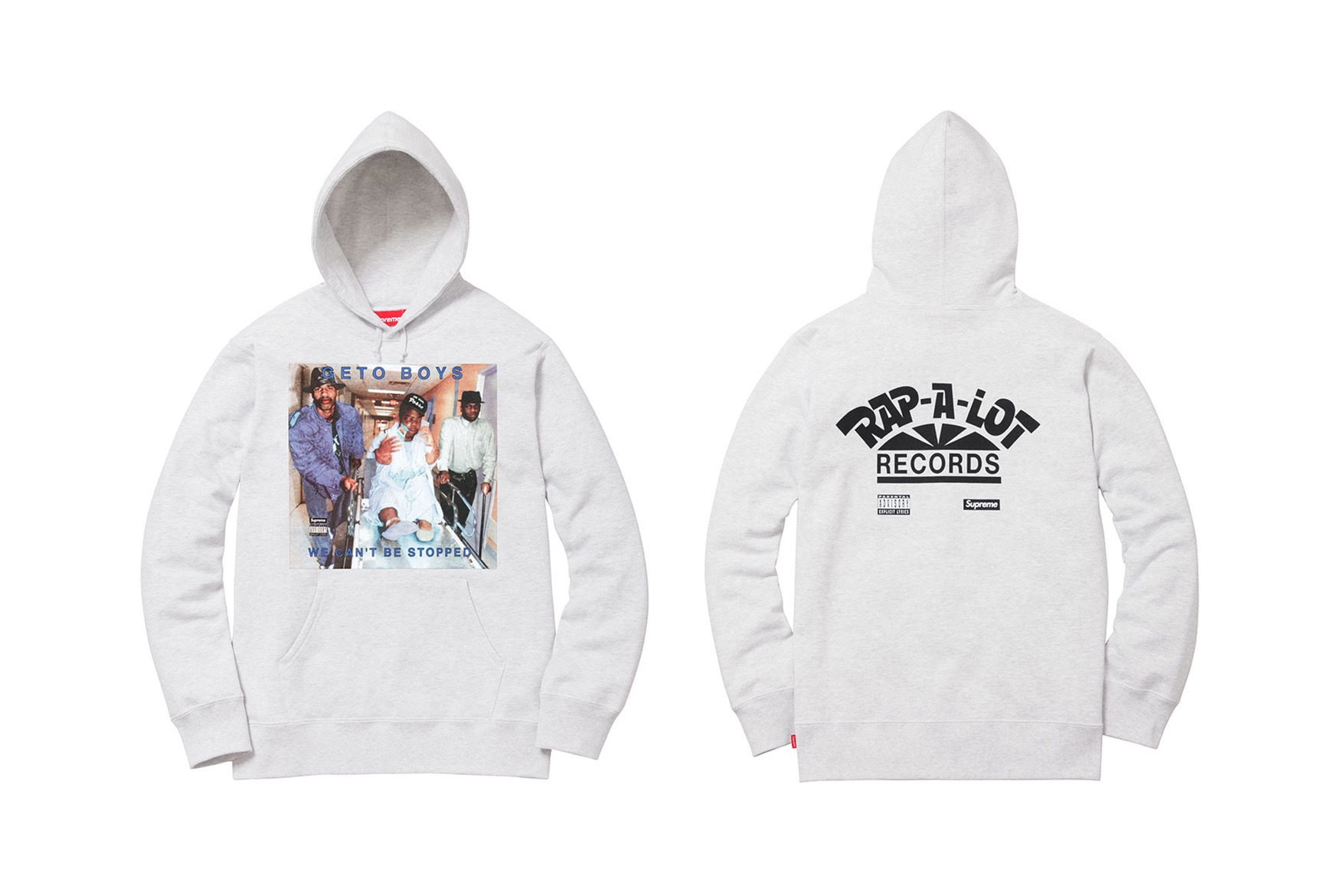 c81501dd1a7 The Supreme x Rap-A-Lot Records collection will be available at Supreme s  New York