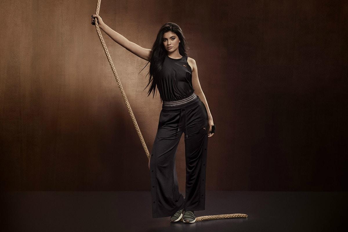 meilleure sélection 09d37 33300 Kylie Jenner Fronts PUMA's