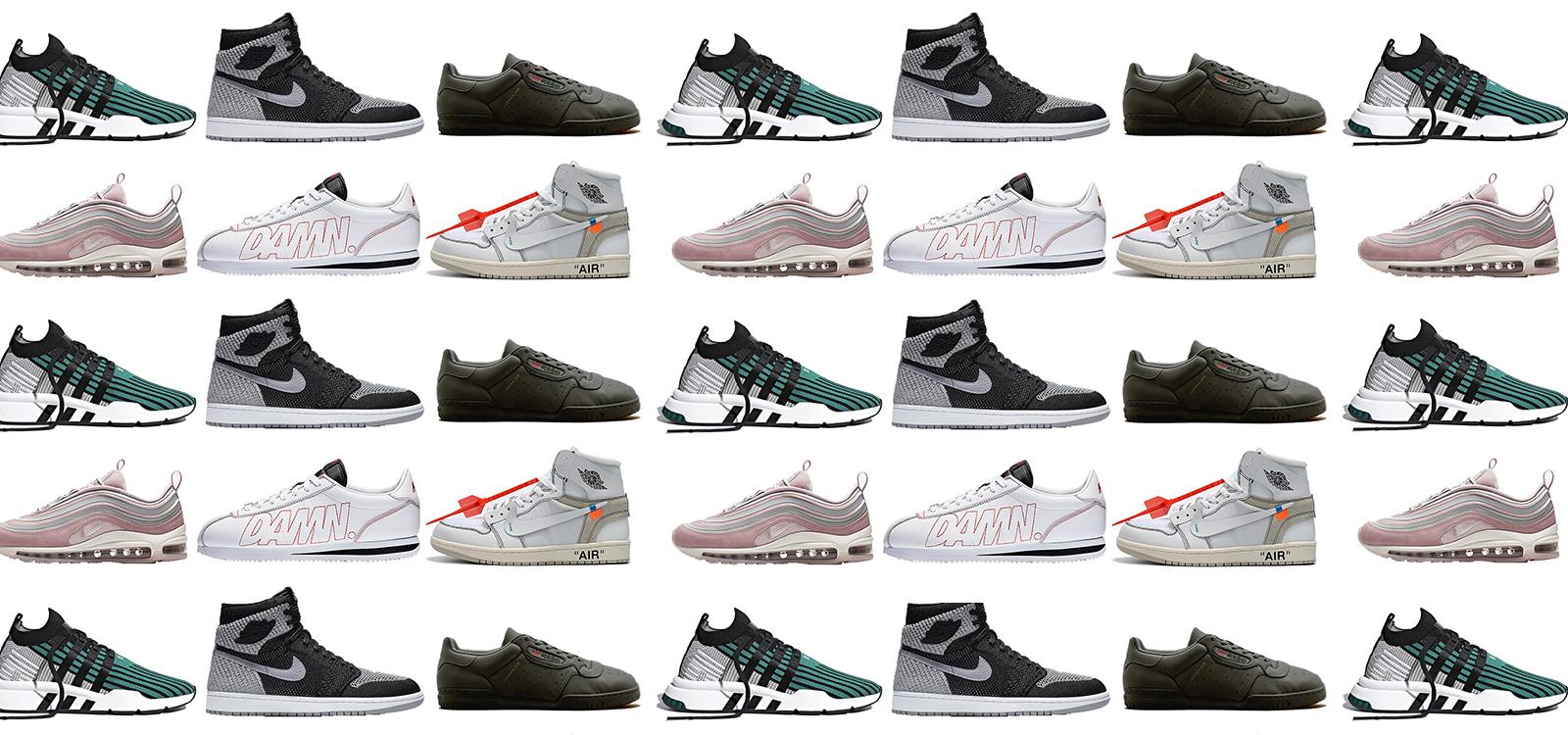 Top Sneaker Releases of 2018 So Far