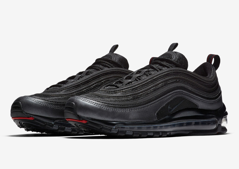f0bb9166d5 Nike Air Max 97 Metallic Hematite – Jan 6. Following in the success of the  highly sought after Air Max 97 colorways, these Metallic Hematite 97's  combine ...