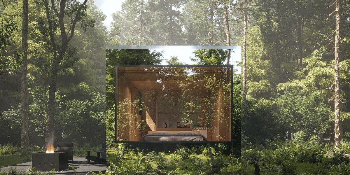 arcana cabin